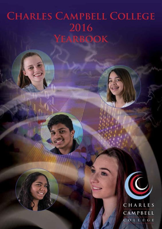 sample yearbook